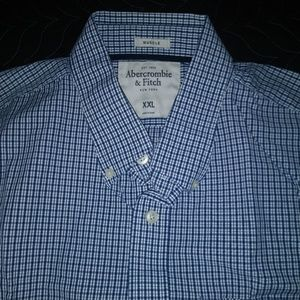 A&F Mens Long Sleeve Shirt